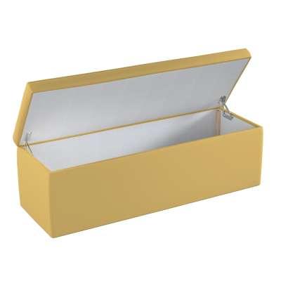 Čalouněná skříň s volbou látky - 2 velikosti 702-41 zgaszony żółty Kolekce Cotton Panama