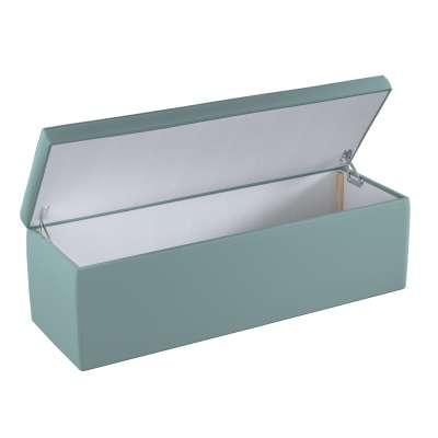 Čalouněný úložný sedací box 702-40 eukalyptus Kolekce Cotton Story