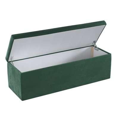 Čalouněná skříň s volbou látky - 2 velikosti 704-25 tmavá lesní zeleň Kolekce Christmas
