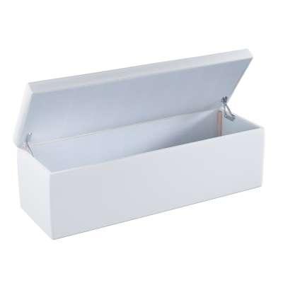 Čalouněná skříň s volbou látky - 2 velikosti 139-00 saténová teplá bílá Kolekce Christmas