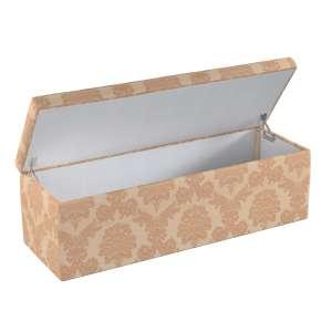 Čalouněná skřín 90 x 40 x 40 cm v kolekci Damasco, látka: 613-04