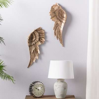 Wanddekoration Wing Right 55cm