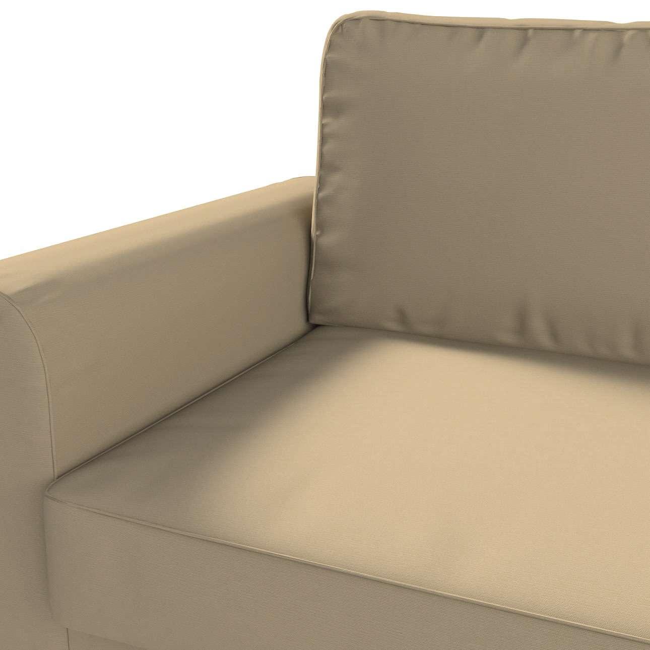 Bezug für Backabro 3-Sitzer Sofa ausklappbar von der Kollektion Cotton Panama, Stoff: 702-01