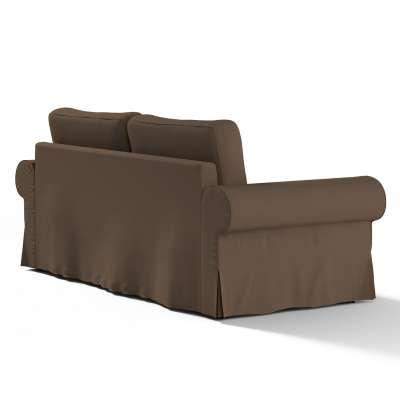 Backabro 3-Sitzer Sofabezug ausklappbar von der Kollektion Cotton Panama, Stoff: 702-02