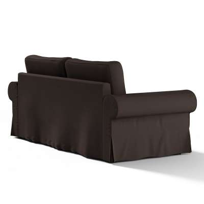 Pokrowiec na sofę Backabro 3-osobową rozkładaną w kolekcji Cotton Panama, tkanina: 702-03