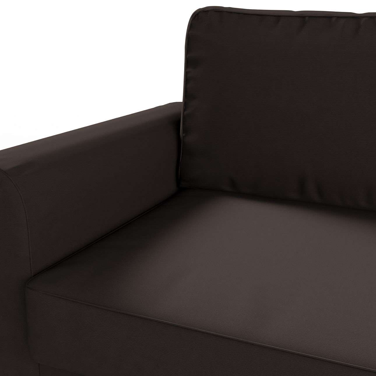 Backabro 3-Sitzer Sofabezug ausklappbar von der Kollektion Cotton Panama, Stoff: 702-03