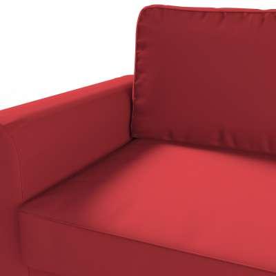 Pokrowiec na sofę Backabro 3-osobową rozkładaną w kolekcji Cotton Panama, tkanina: 702-04