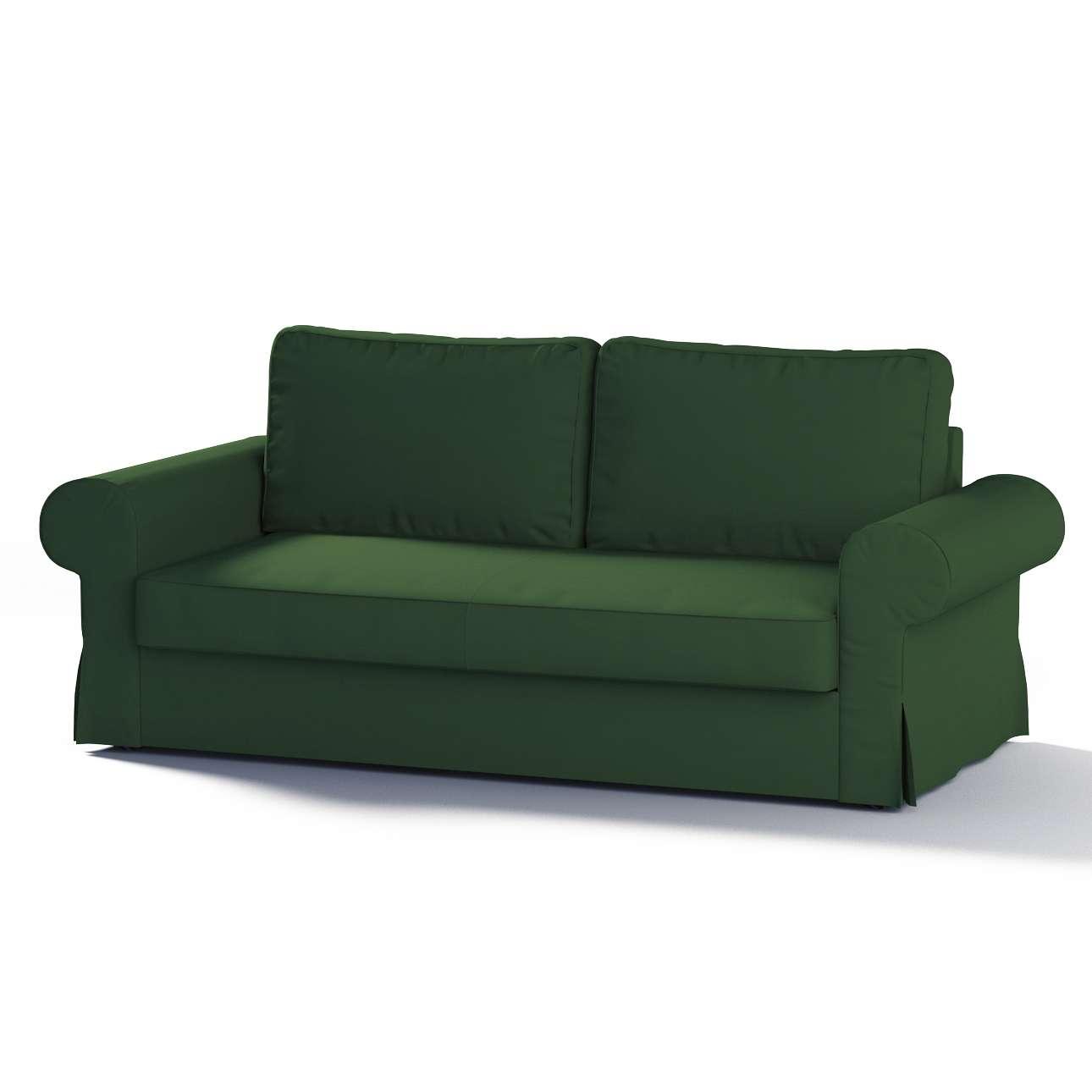 Pokrowiec na sofę Backabro 3-osobową rozkładaną sofa Backabro 3-osobowa rozkładana w kolekcji Cotton Panama, tkanina: 702-06