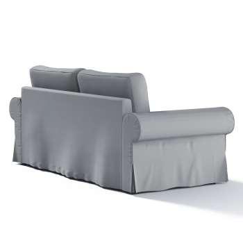 Pokrowiec na sofę Backabro 3-osobową rozkładaną w kolekcji Cotton Panama, tkanina: 702-07