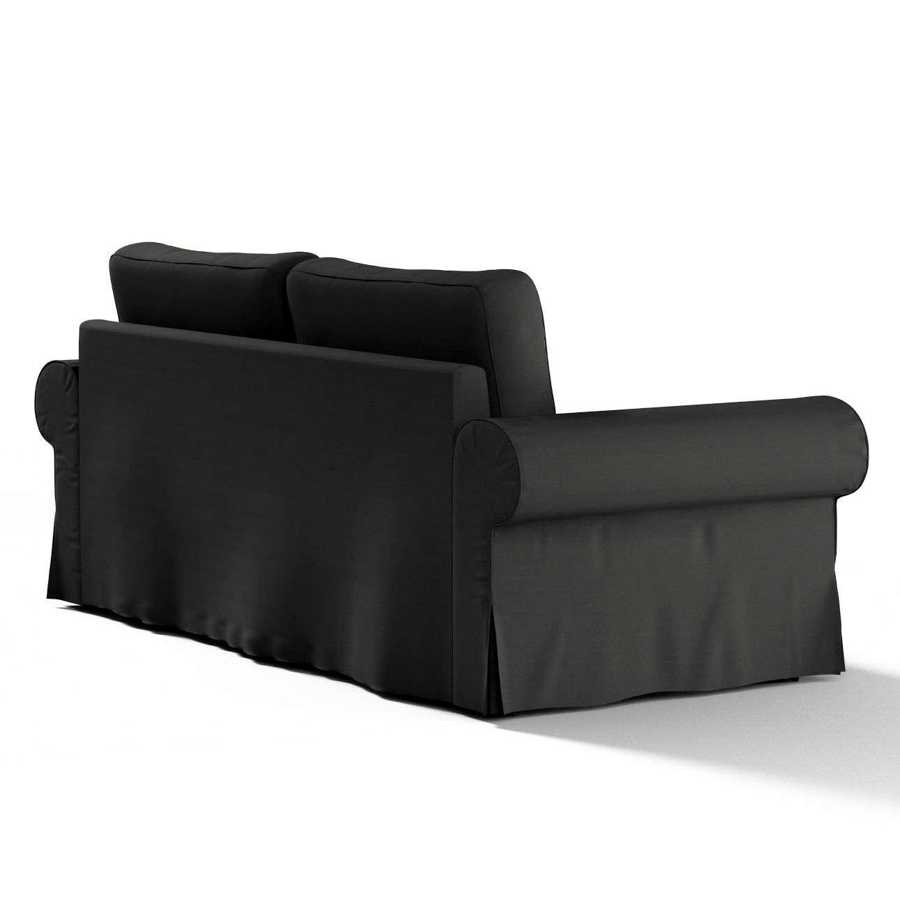 Pokrowiec na sofę Backabro 3-osobową rozkładaną w kolekcji Cotton Panama, tkanina: 702-08