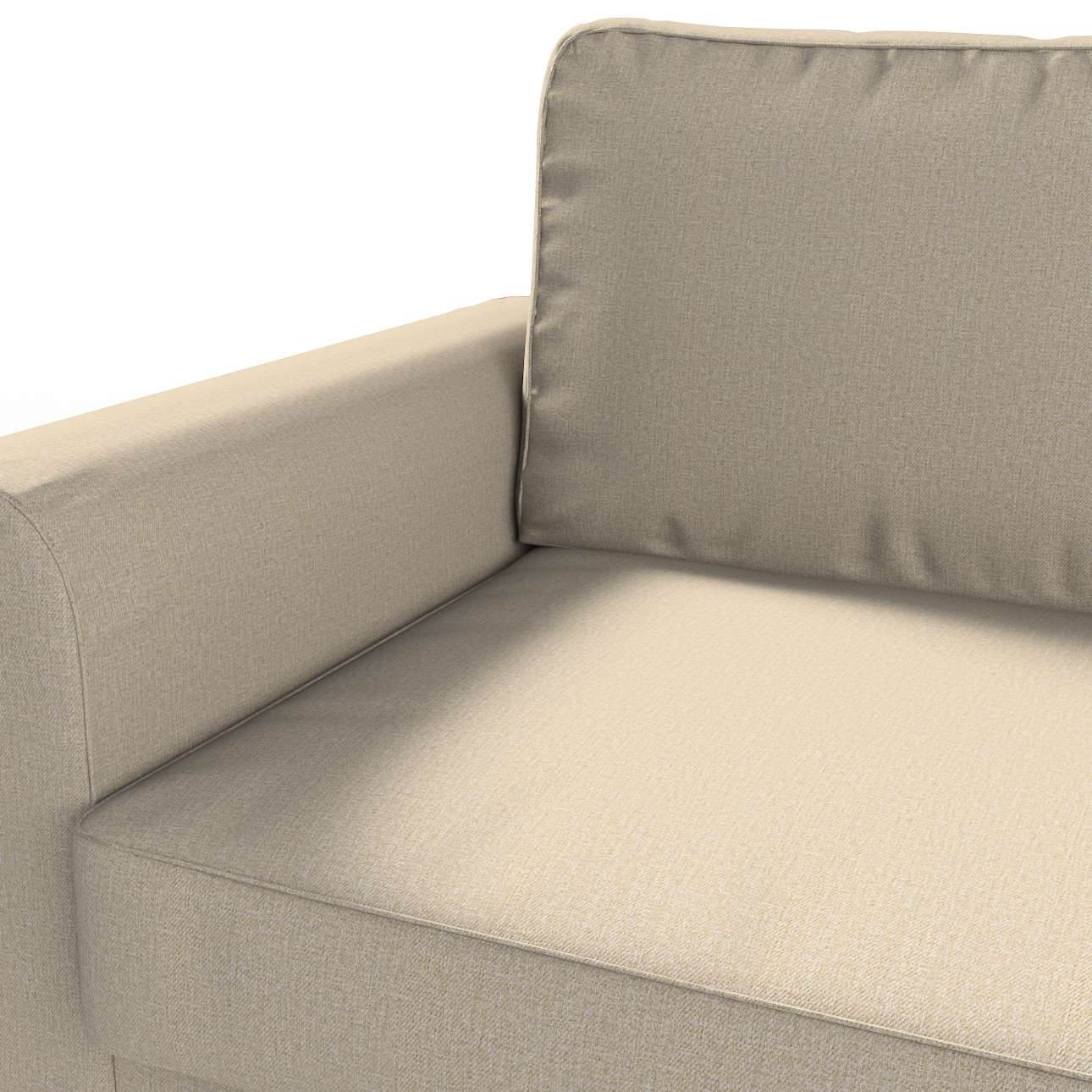 Pokrowiec na sofę Backabro 3-osobową rozkładaną w kolekcji Edinburgh, tkanina: 115-78