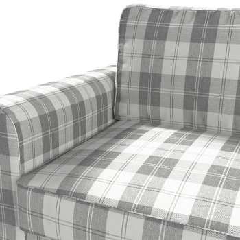 Backabro 3-Sitzer Sofabezug ausklappbar Backabro 3-Sitzer Sofa von der Kollektion Edinburgh , Stoff: 115-79