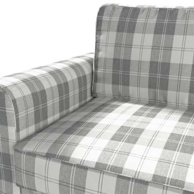 Pokrowiec na sofę Backabro 3-osobową rozkładaną w kolekcji Edinburgh, tkanina: 115-79