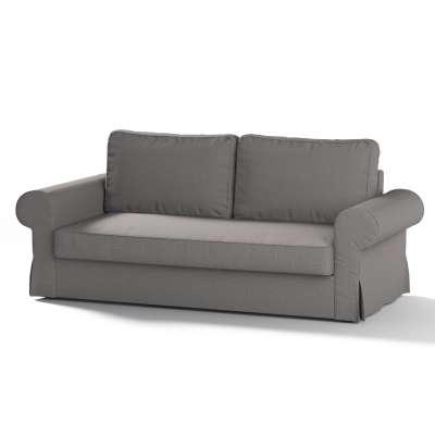 Backabro 3-Sitzer Sofabezug ausklappbar von der Kollektion Edinburgh , Stoff: 115-81