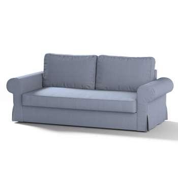Pokrowiec na sofę Backabro 3-osobową rozkładaną w kolekcji Chenille, tkanina: 702-13