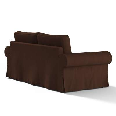 Pokrowiec na sofę Backabro 3-osobową rozkładaną w kolekcji Chenille, tkanina: 702-18