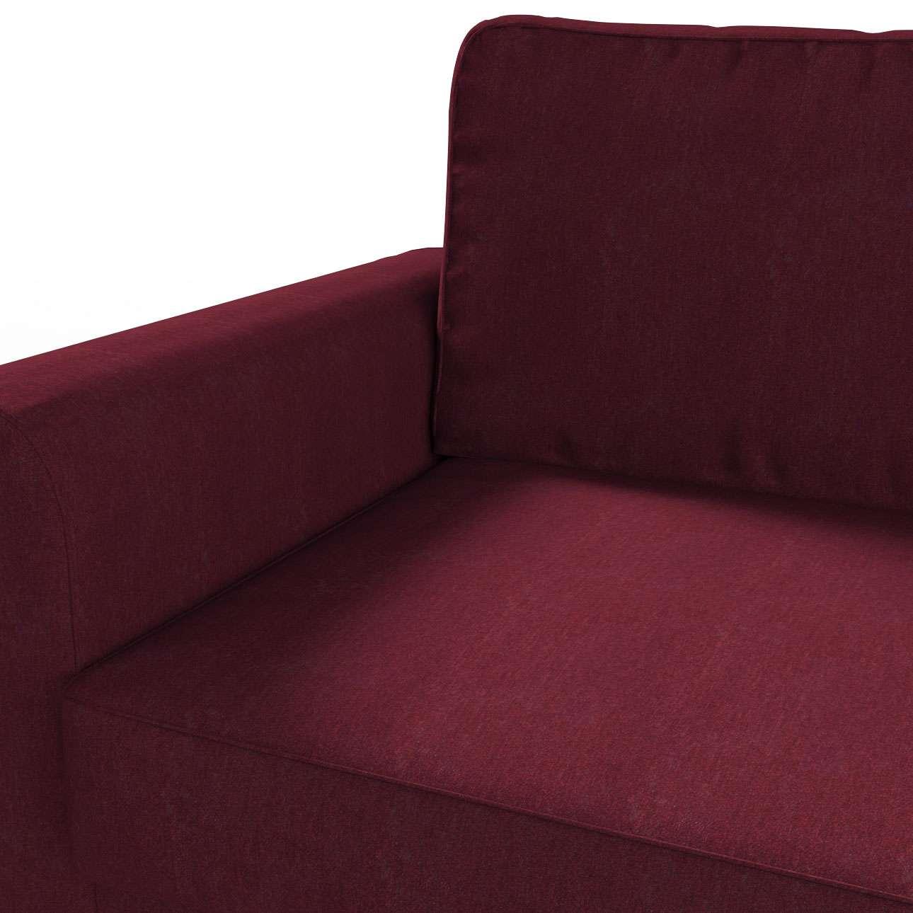 Bezug für Backabro 3-Sitzer Sofa ausklappbar von der Kollektion Chenille , Stoff: 702-19