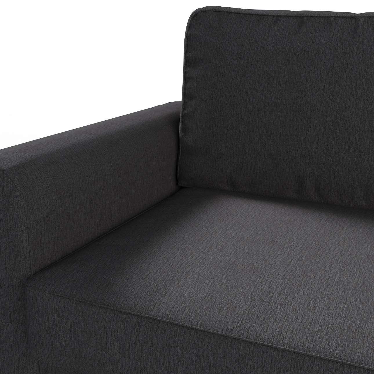 Backabro 3-Sitzer Sofabezug ausklappbar von der Kollektion Chenille , Stoff: 702-20