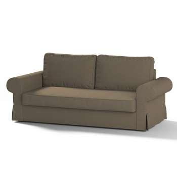 Pokrowiec na sofę Backabro 3-osobową rozkładaną w kolekcji Chenille, tkanina: 702-21
