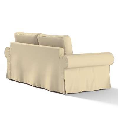 Backabro trivietės sofos užvalkalas 702-22 smėlio/kreminės spalvos šenilinis audinys Kolekcija Chenille