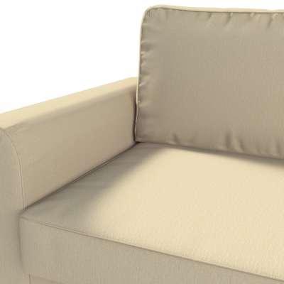Pokrowiec na sofę Backabro 3-osobową rozkładaną w kolekcji Chenille, tkanina: 702-22