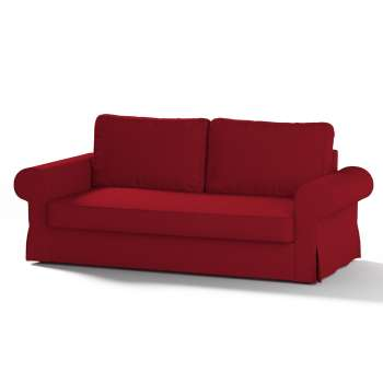 Pokrowiec na sofę Backabro 3-osobową rozkładaną w kolekcji Chenille, tkanina: 702-24