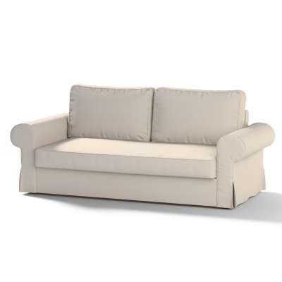 Backabro 3-Sitzer Sofabezug ausklappbar von der Kollektion Etna, Stoff: 705-01
