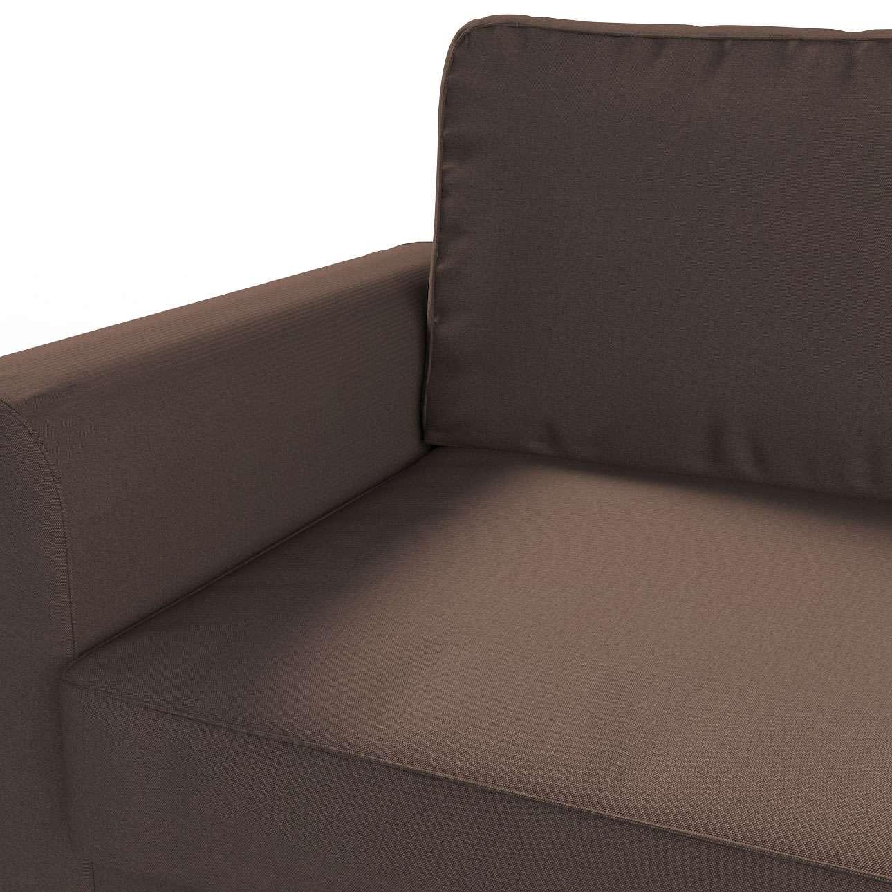 Backabro 3-Sitzer Sofabezug ausklappbar Backabro 3-Sitzer Sofa von der Kollektion Etna, Stoff: 705-08