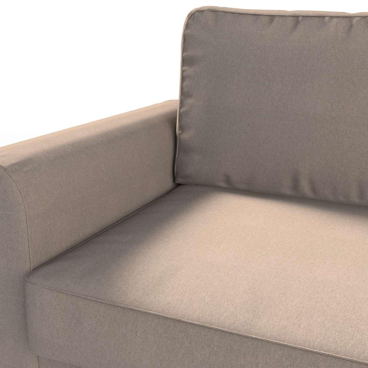 Backabro 3-Sitzer Sofabezug ausklappbar von der Kollektion Etna, Stoff: 705-09