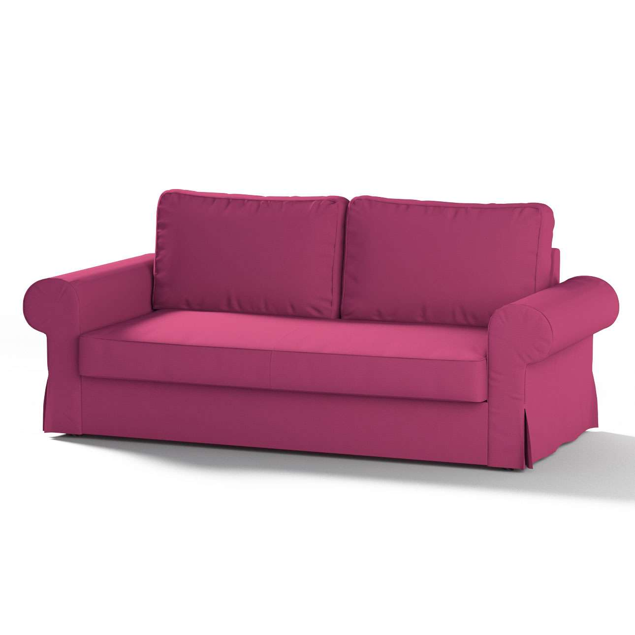 Bezug für Backabro 3-Sitzer Sofa ausklappbar von der Kollektion Etna, Stoff: 705-23