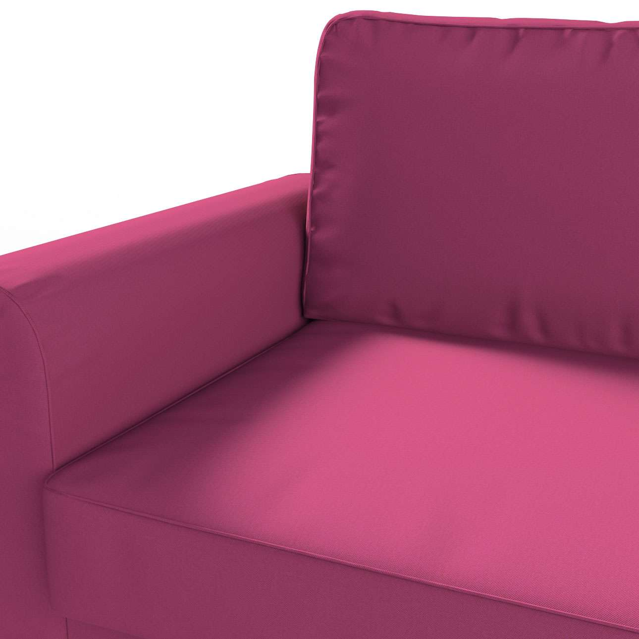Pokrowiec na sofę Backabro 3-osobową rozkładaną w kolekcji Etna, tkanina: 705-23