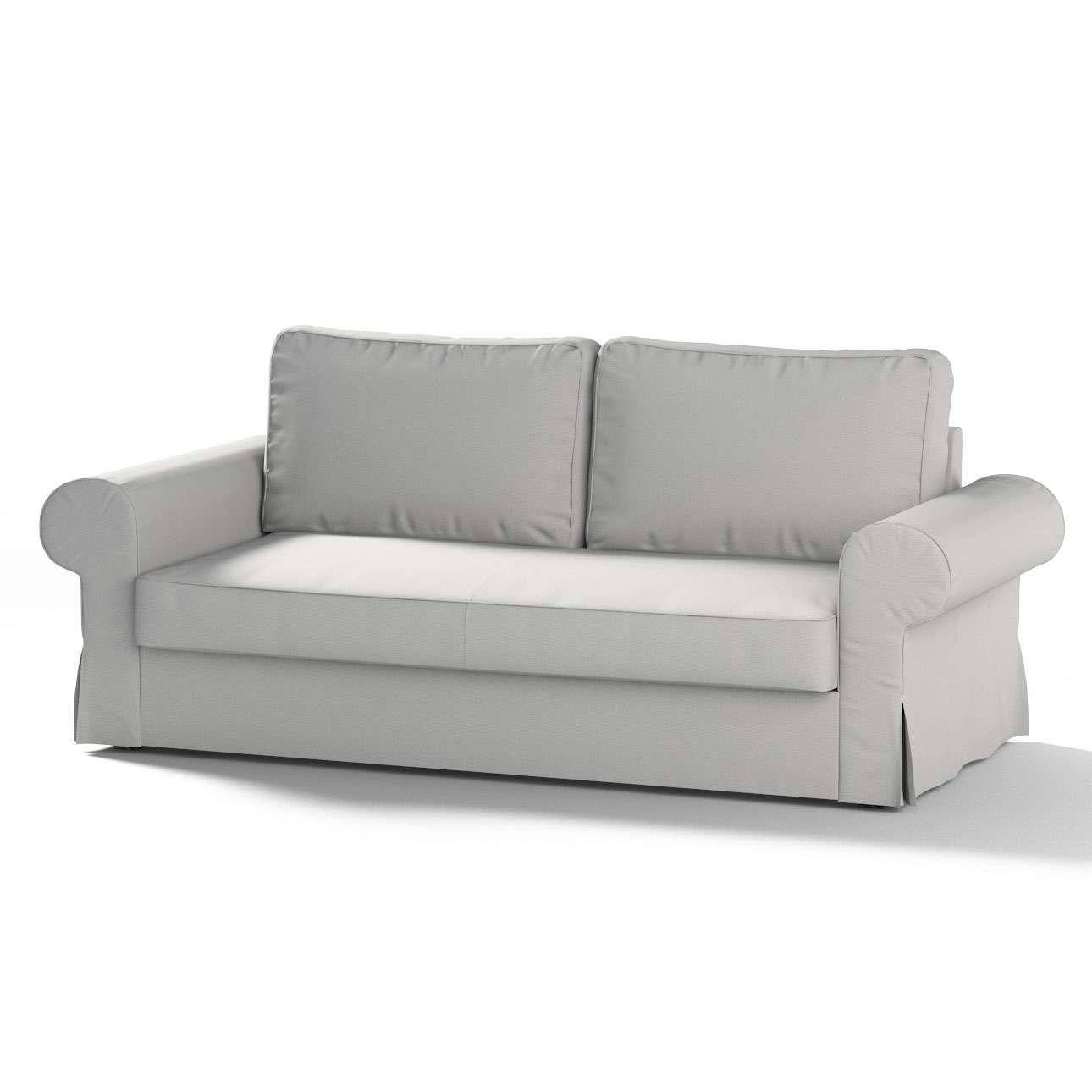 Pokrowiec na sofę Backabro 3-osobową rozkładaną w kolekcji Etna , tkanina: 705-90