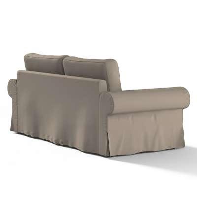 Backabro trivietės sofos užvalkalas 702-28 šviesiai ruda Kolekcija Cotton Panama