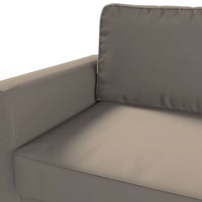 Backabro 3-Sitzer Sofabezug ausklappbar von der Kollektion Cotton Panama, Stoff: 702-28