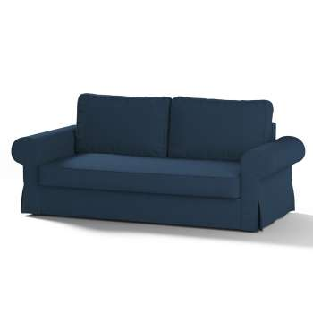 Pokrowiec na sofę Backabro 3-osobową rozkładaną sofa Backabro 3-osobowa rozkładana w kolekcji Cotton Panama, tkanina: 702-30