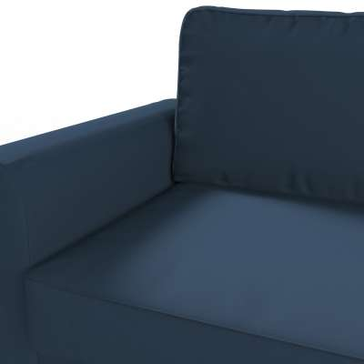 Pokrowiec na sofę Backabro 3-osobową rozkładaną w kolekcji Cotton Panama, tkanina: 702-30