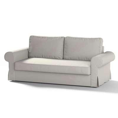 Backabro 3-Sitzer Sofabezug ausklappbar von der Kollektion Cotton Panama, Stoff: 702-31