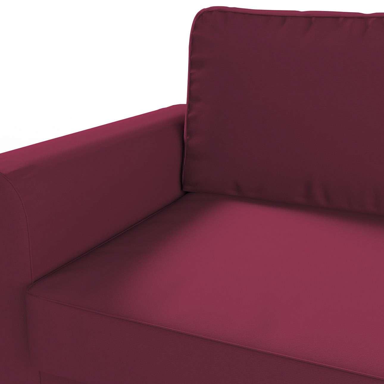 Bezug für Backabro 3-Sitzer Sofa ausklappbar von der Kollektion Cotton Panama, Stoff: 702-32
