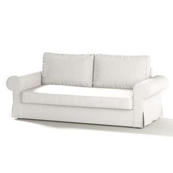 Pokrowiec na sofę Backabro 3-osobową rozkładaną sofa Backabro 3-osobowa rozkładana w kolekcji Cotton Panama, tkanina: 702-34