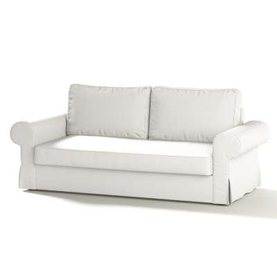 Backabro trivietės sofos užvalkalas 702-34 balta Kolekcija Cotton Panama