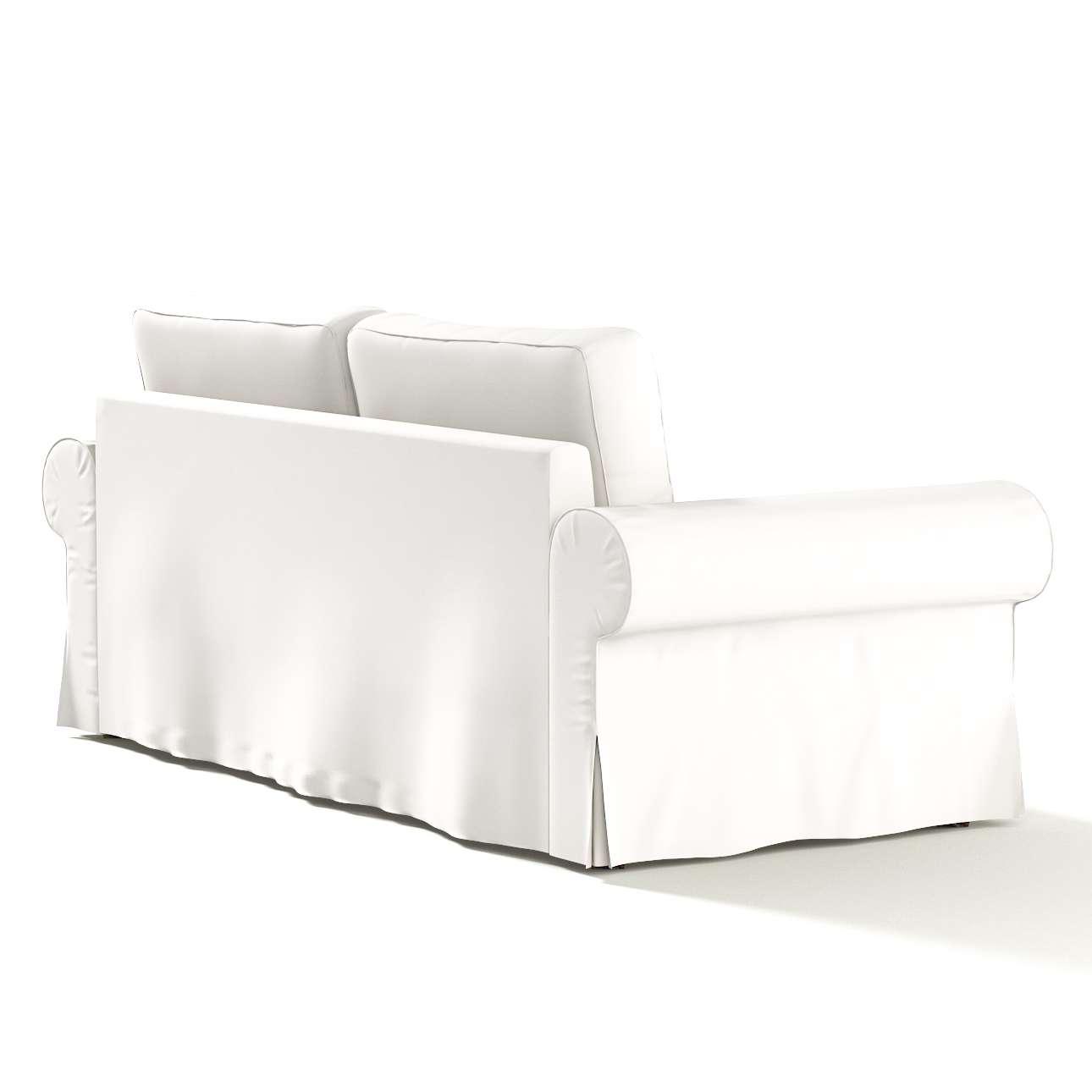 Backabro 3-Sitzer Sofabezug ausklappbar von der Kollektion Cotton Panama, Stoff: 702-34