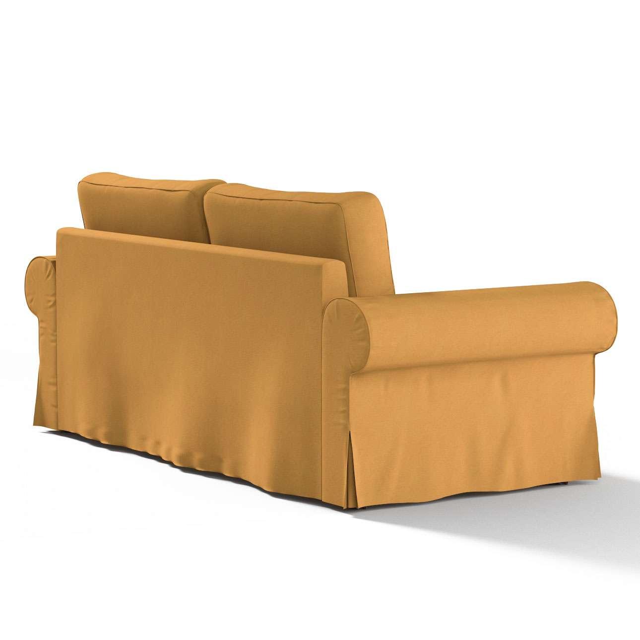Pokrowiec na sofę Backabro 3-osobową rozkładaną w kolekcji Etna , tkanina: 705-04