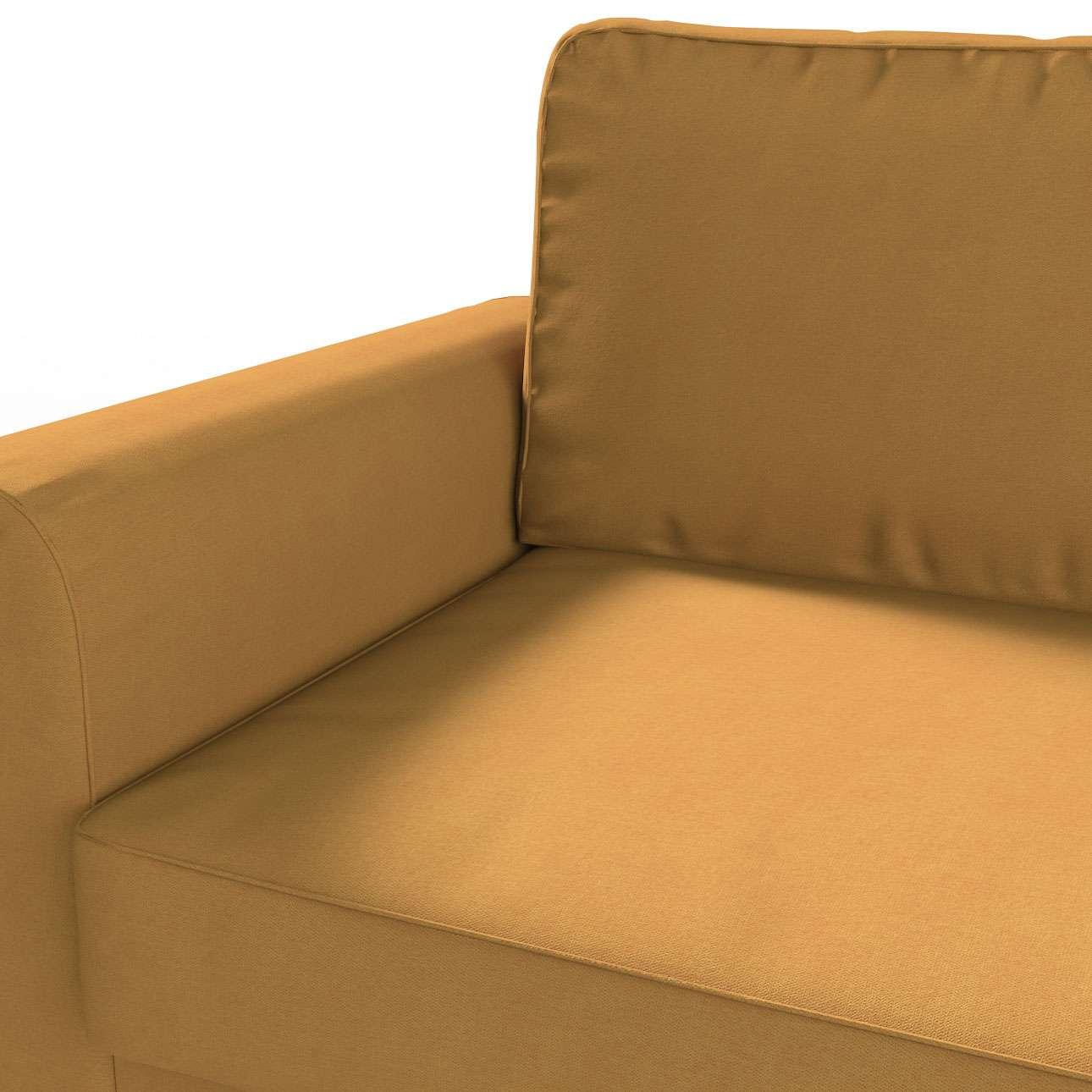 Backabro 3-Sitzer Sofabezug ausklappbar von der Kollektion Etna, Stoff: 705-04