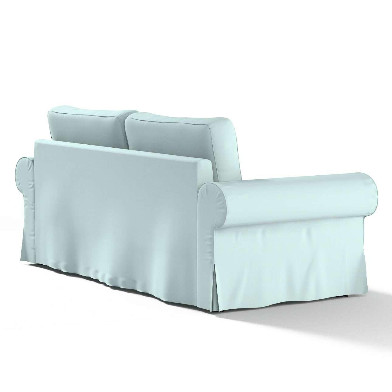 Bezug für Backabro 3-Sitzer Sofa ausklappbar von der Kollektion Cotton Panama, Stoff: 702-10