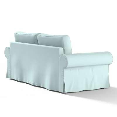 Backabro trivietės sofos užvalkalas 702-10 pastelinė mėlyna Kolekcija Cotton Panama