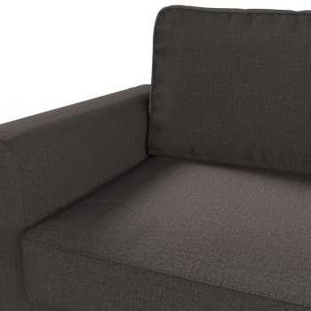Backabro 3-Sitzer Sofabezug ausklappbar von der Kollektion Vintage, Stoff: 702-36