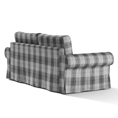 Pokrowiec na sofę Backabro 3-osobową rozkładaną w kolekcji Edinburgh, tkanina: 115-75