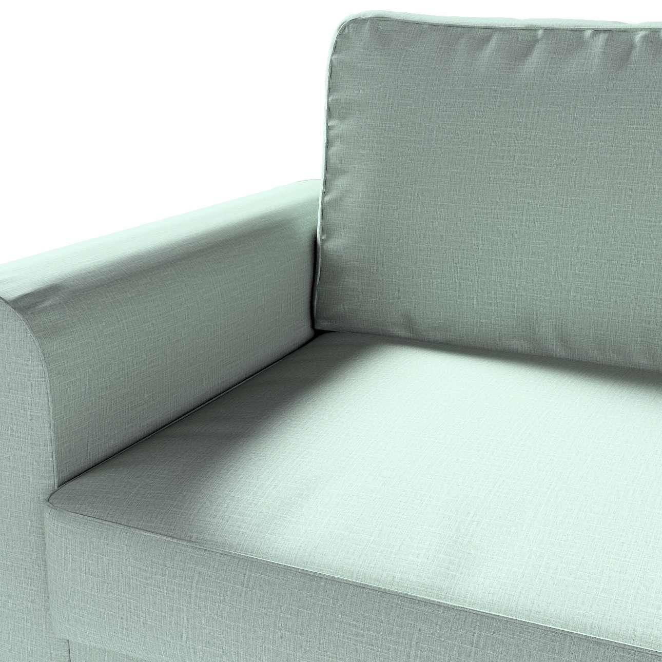 Pokrowiec na sofę Backabro 3-osobową rozkładaną w kolekcji Living II, tkanina: 160-86