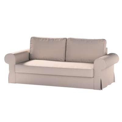 Pokrowiec na sofę Backabro 3-osobową rozkładaną w kolekcji Living II, tkanina: 160-85