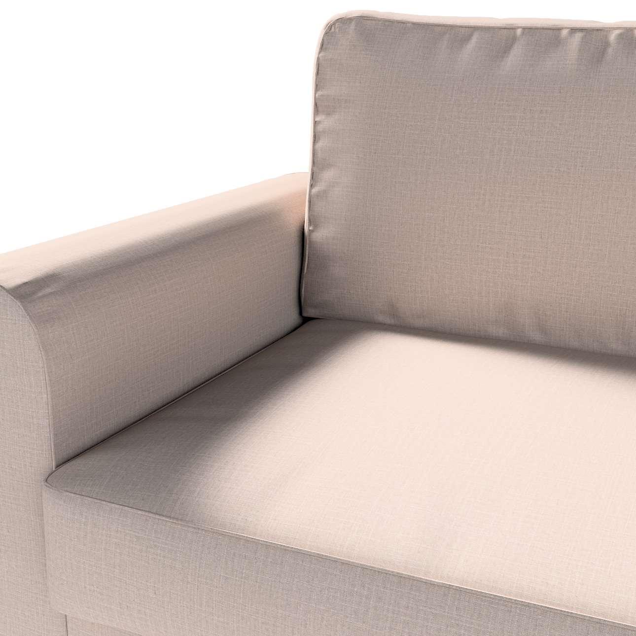 Bezug für Backabro 3-Sitzer Sofa ausklappbar von der Kollektion Living II, Stoff: 160-85